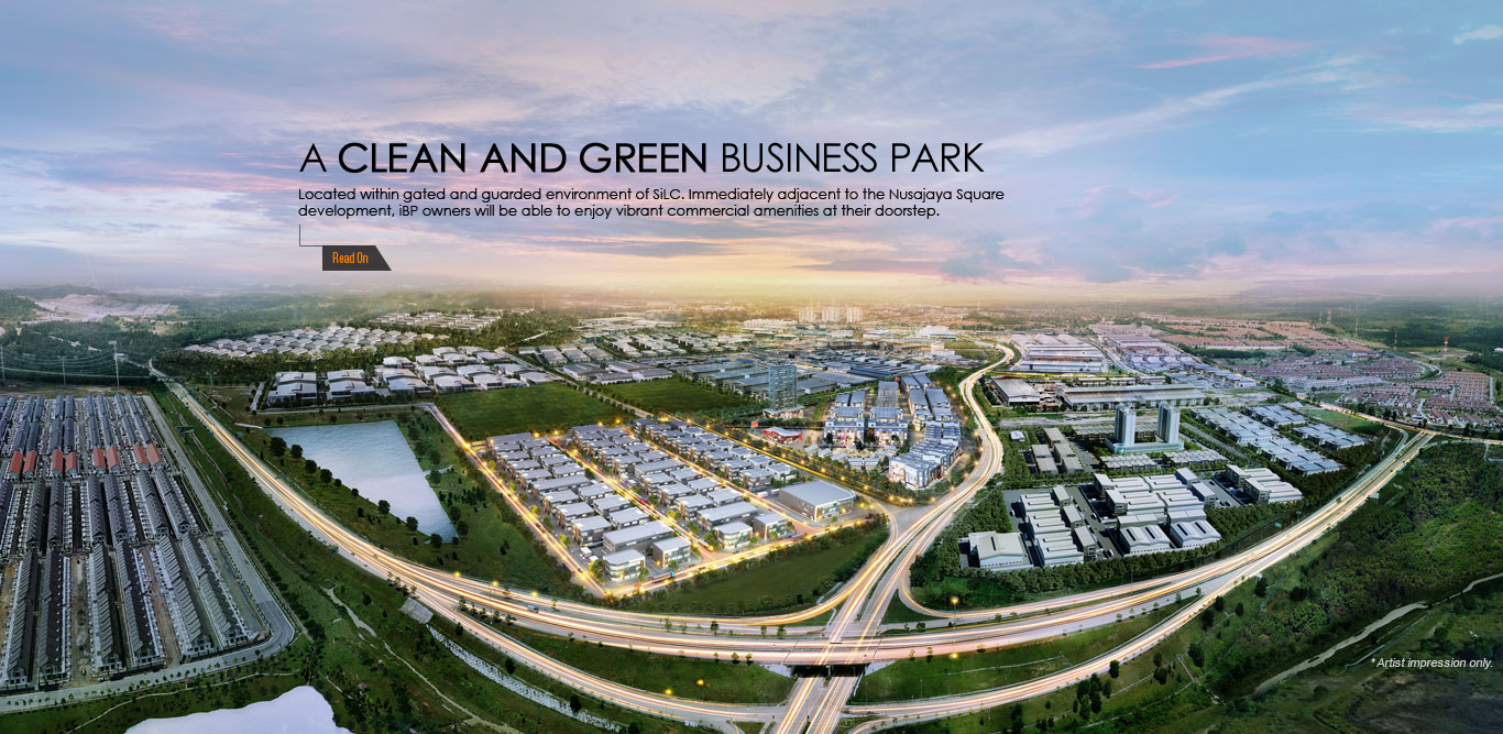 IBP Nusajaya | A Clean and Green Business Park